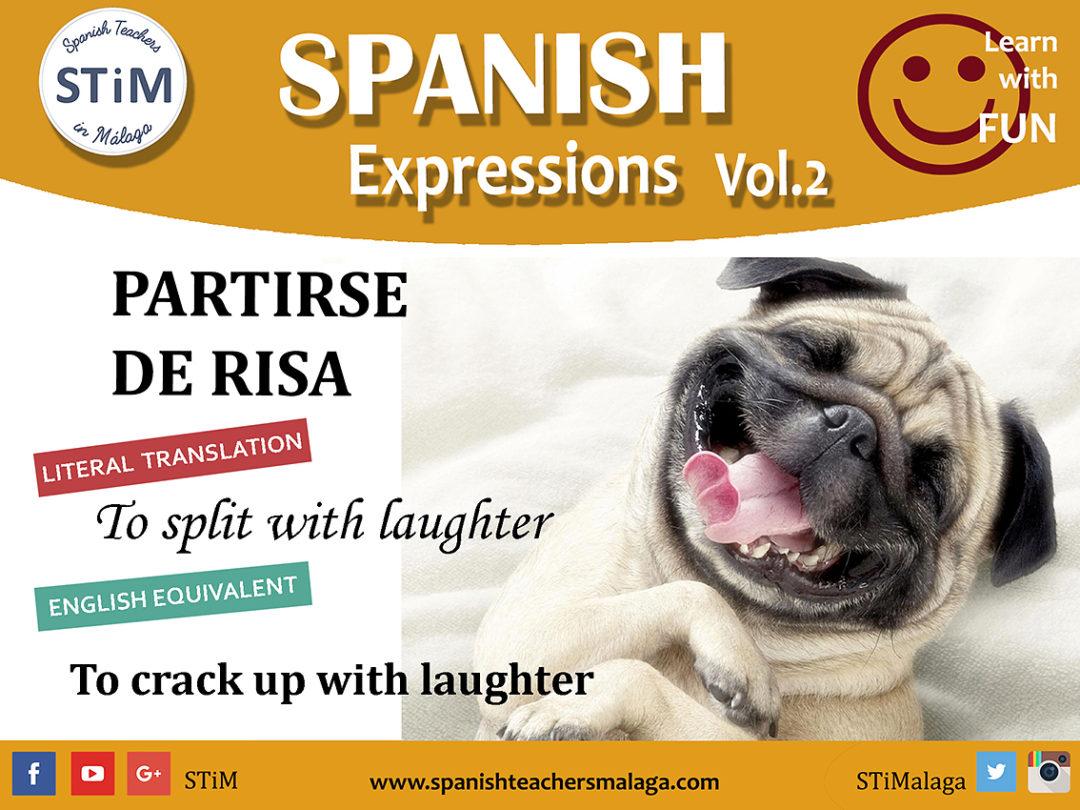 Expresiones Español-English Vol.2