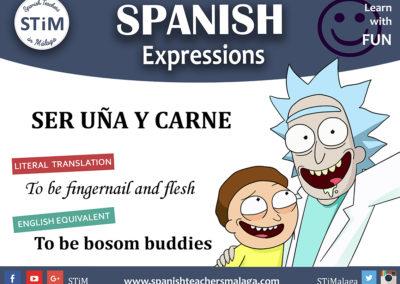 Expresiones Español-English 1